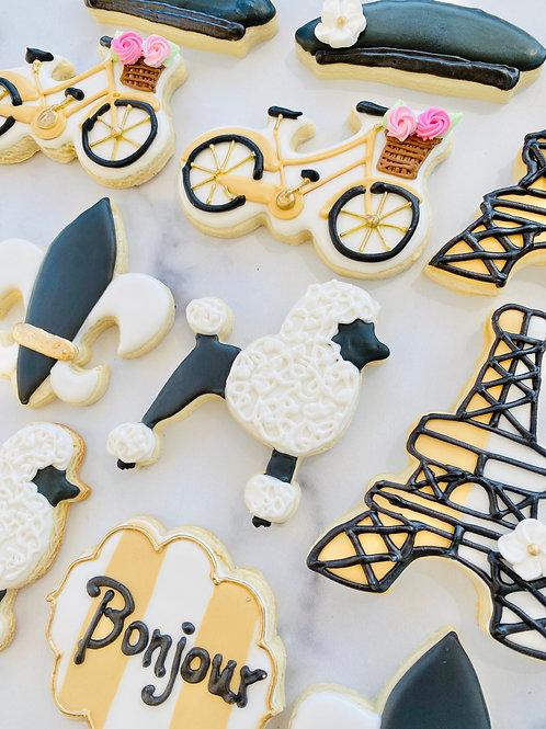 Bonjour Cookies