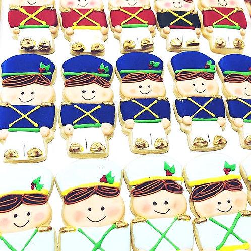 1 dozen Toy Soldiers