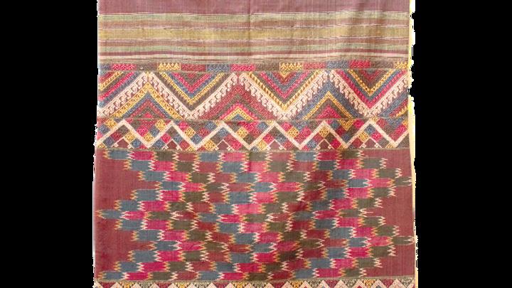 Laos Skirt (Pha Sin)