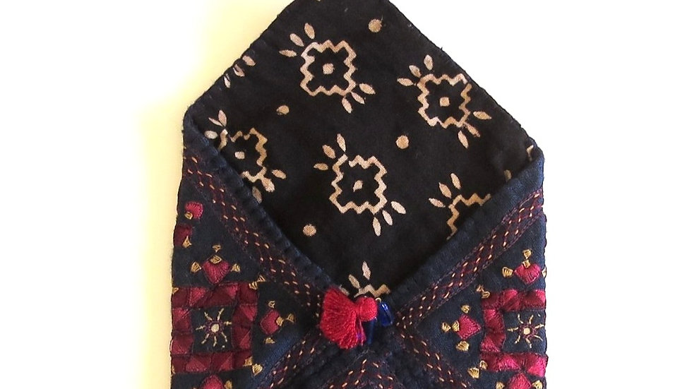 Embroidered Pouch 7