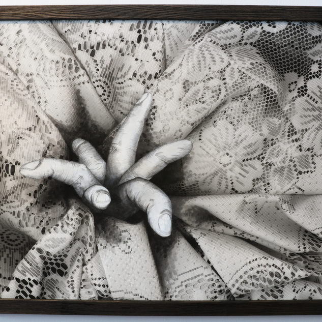 The Fabric of Femininity (Fingers)