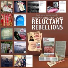 Book launch campaign