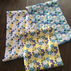 FlowerEye wrapping paper