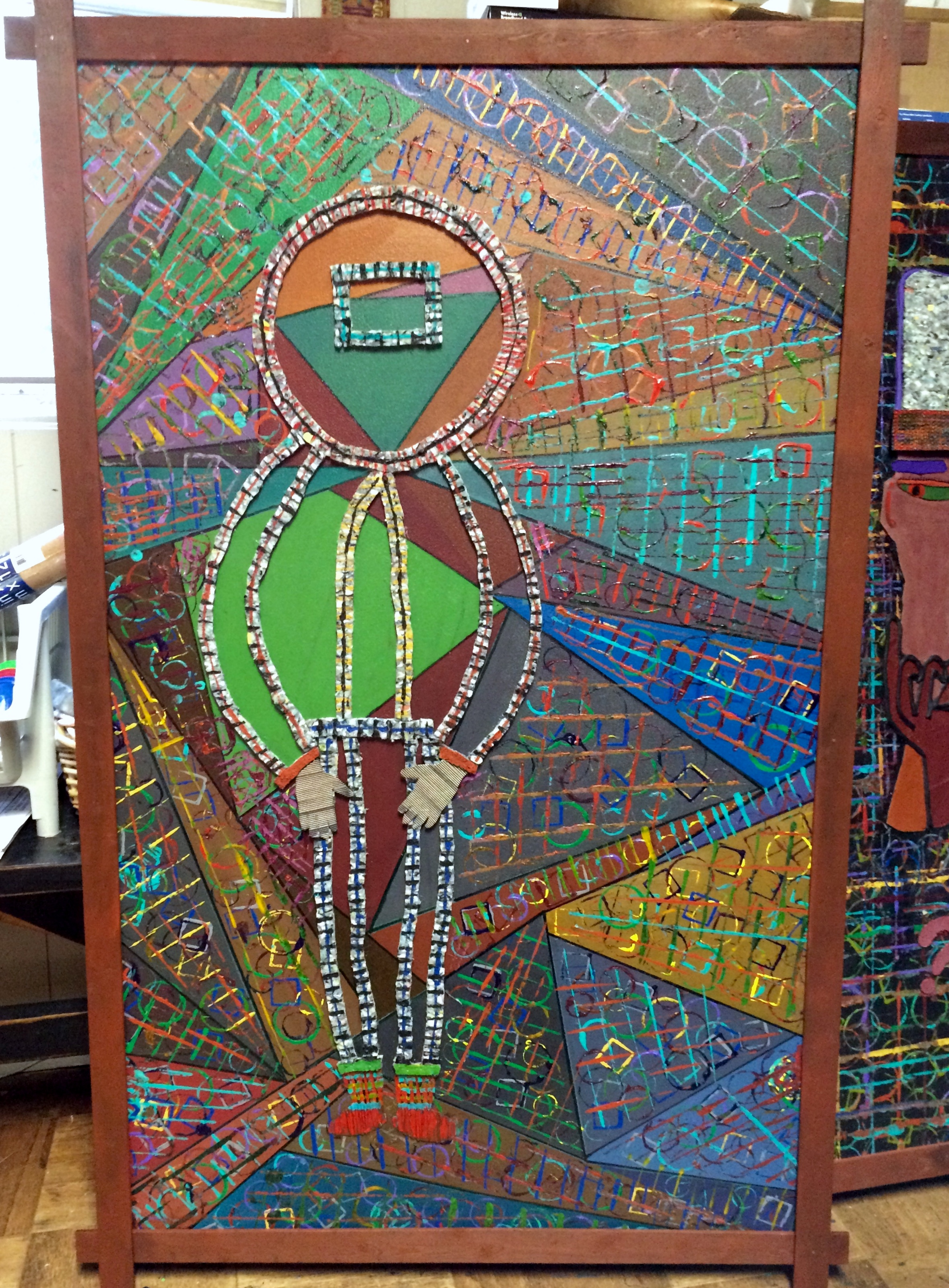 Visitor 48x24