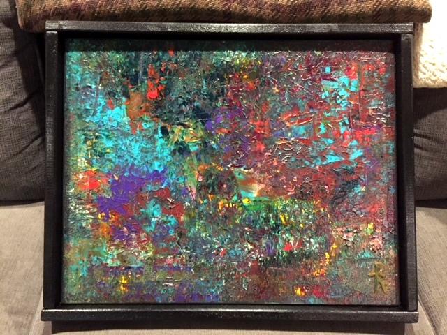 Color Blend II 16x20