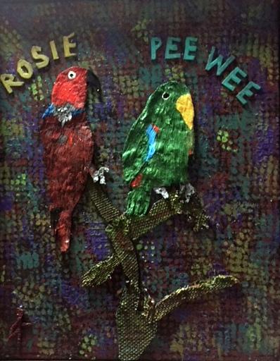 Rossie & PeeWee 16x20