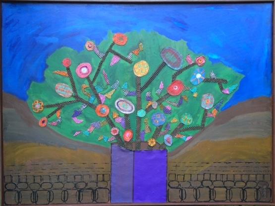 Life Tree 36x48