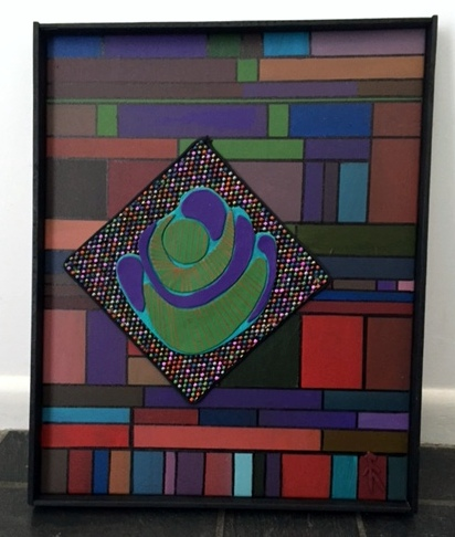 Entwined 20x16.