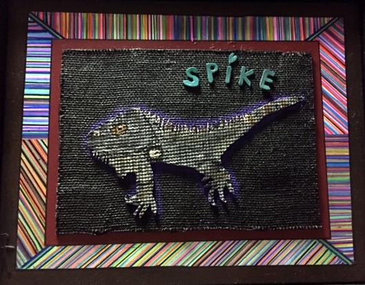 Spike 16x20 Alex