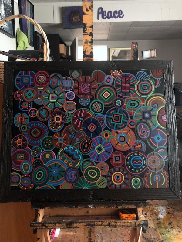 Round Abouts 24x30