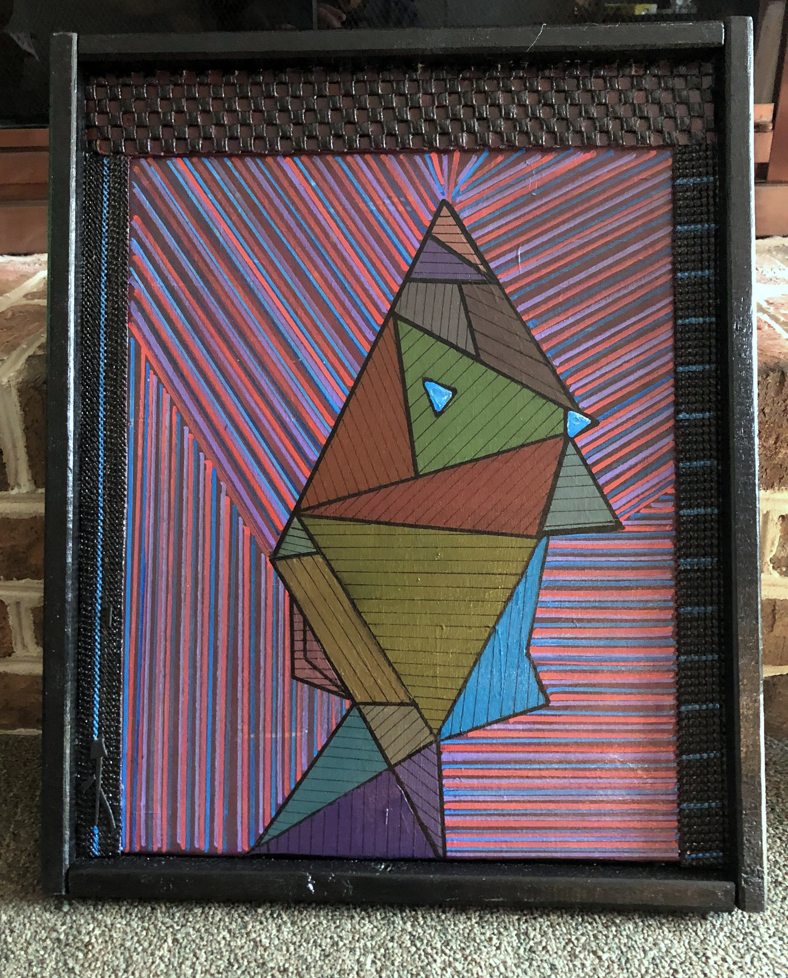 Pointed 20x16