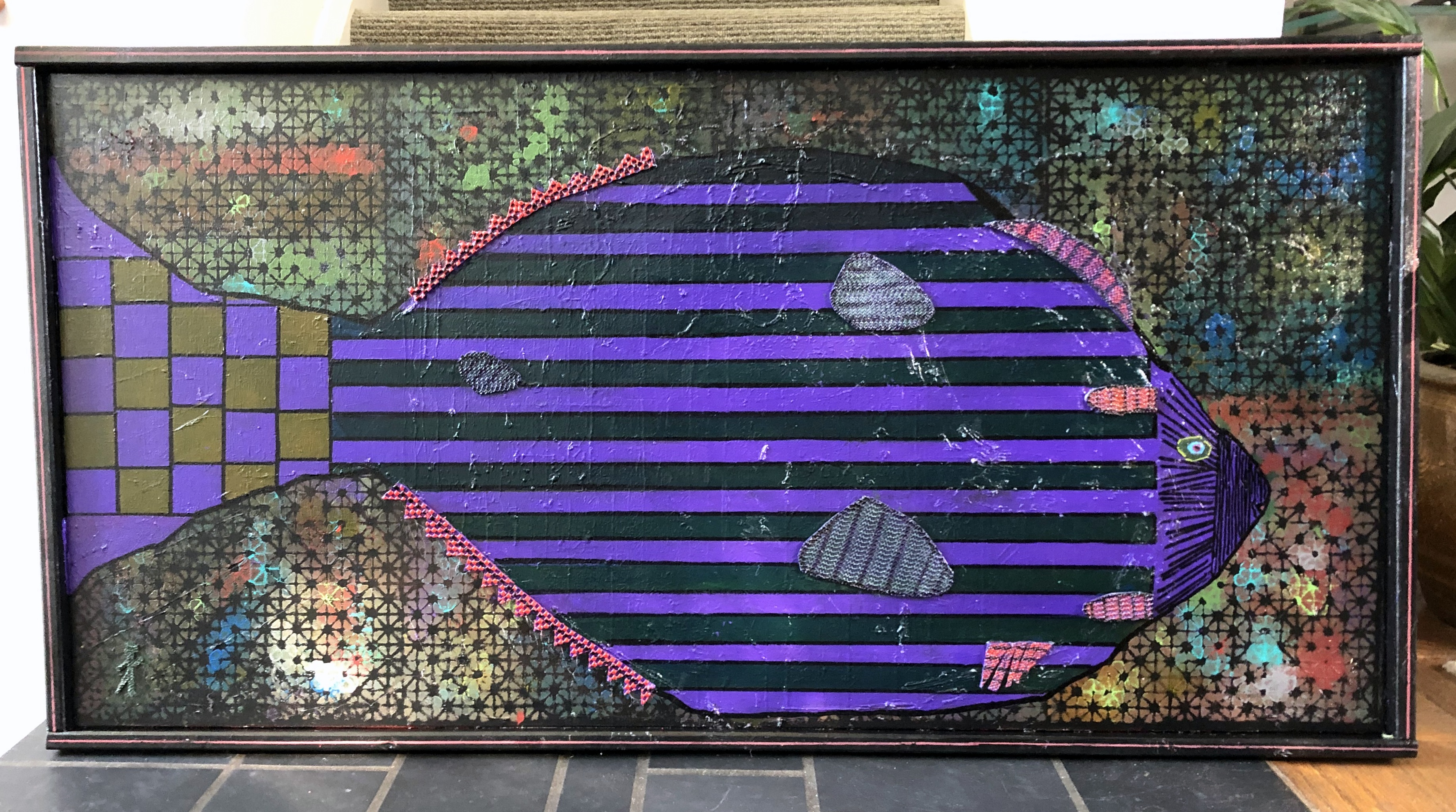 Fish Out of Water 24x48