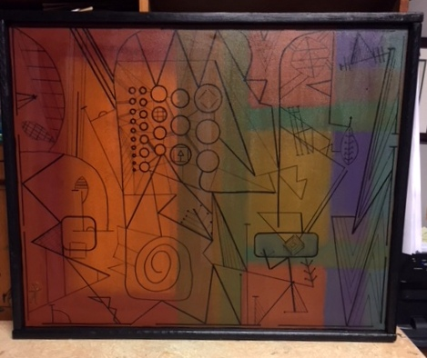 Outline 2 24x30