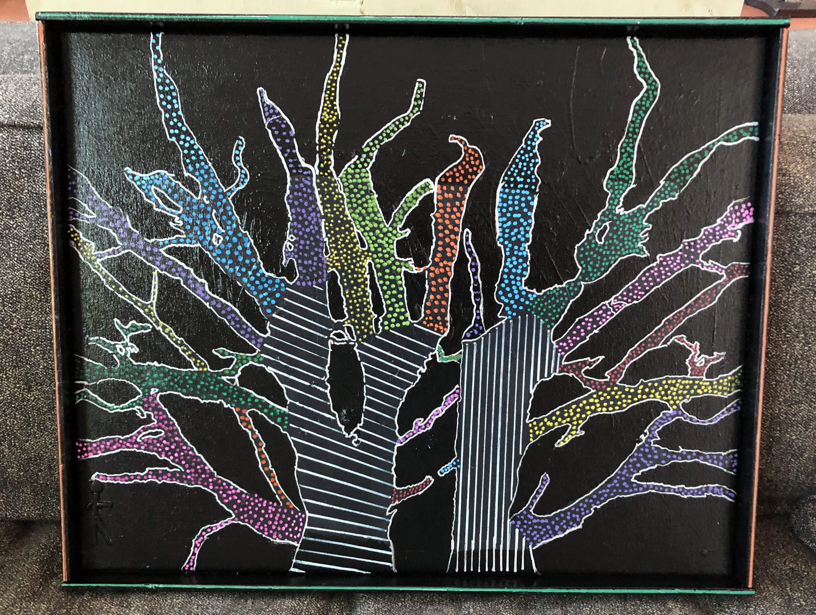 Branching Out 16x20