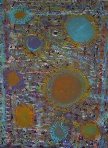 Color Burst 48x36