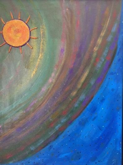 Sunspots 30x40