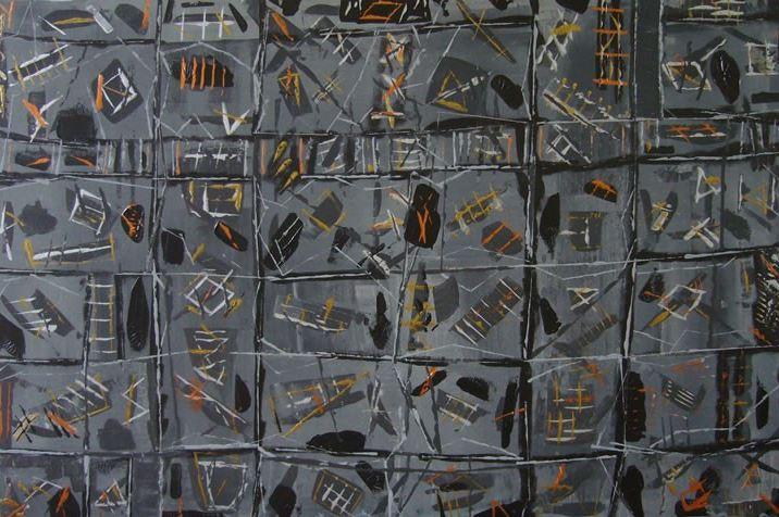 Metallic 24x36