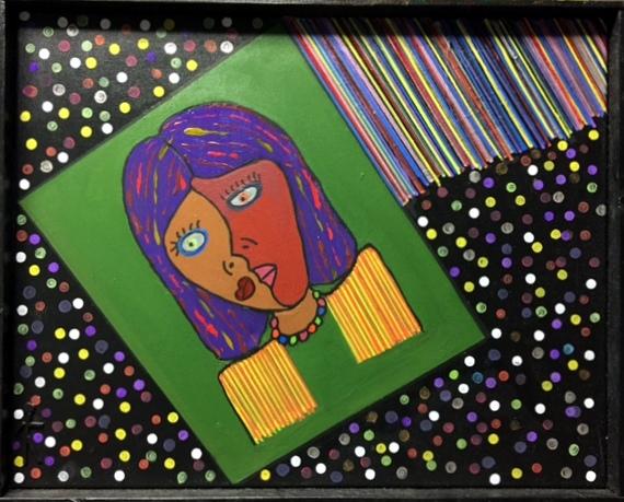 Portrait 16x20