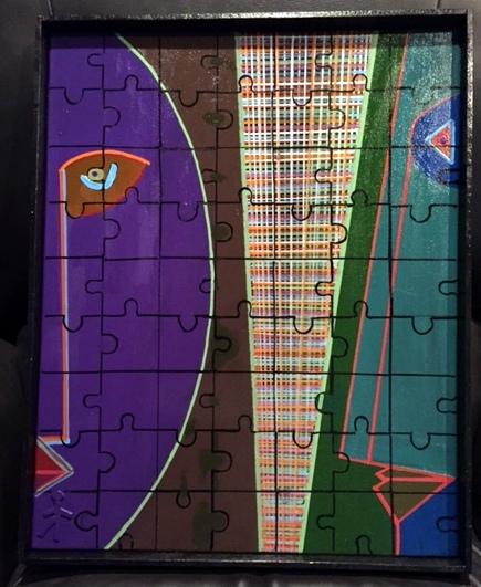 Puzzled 20x16.