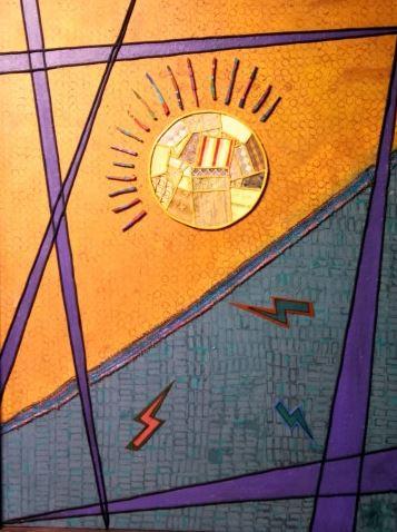 Sunstruck 48x36