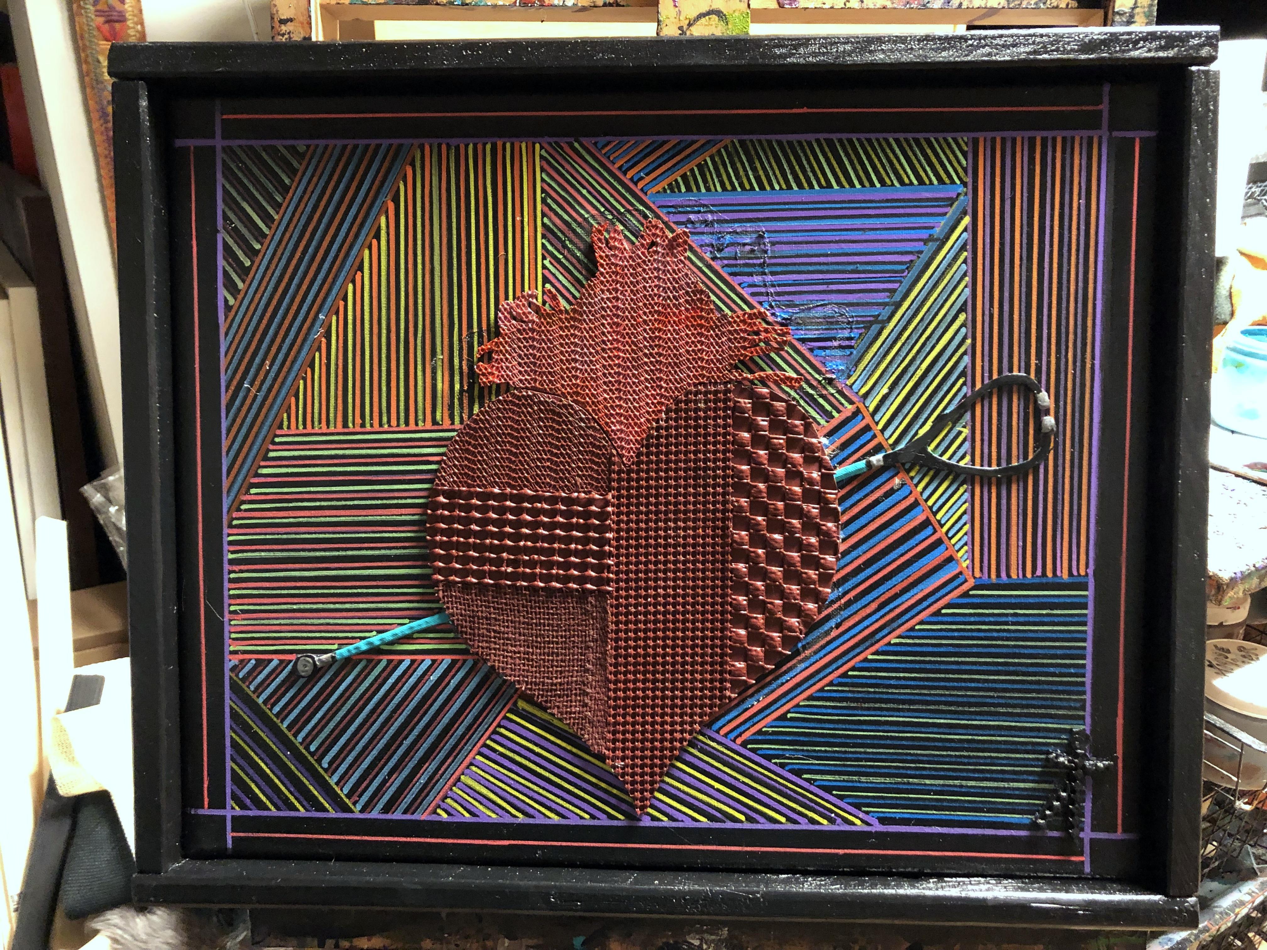 Heart Felt 16x20