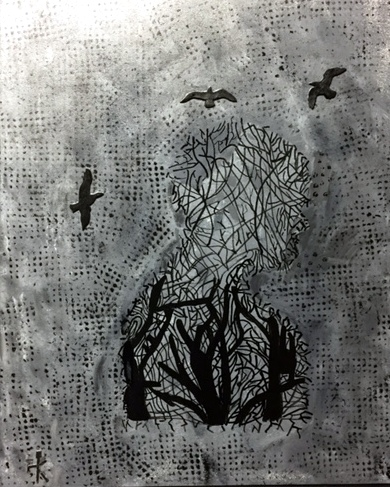 Branching Out 30x24