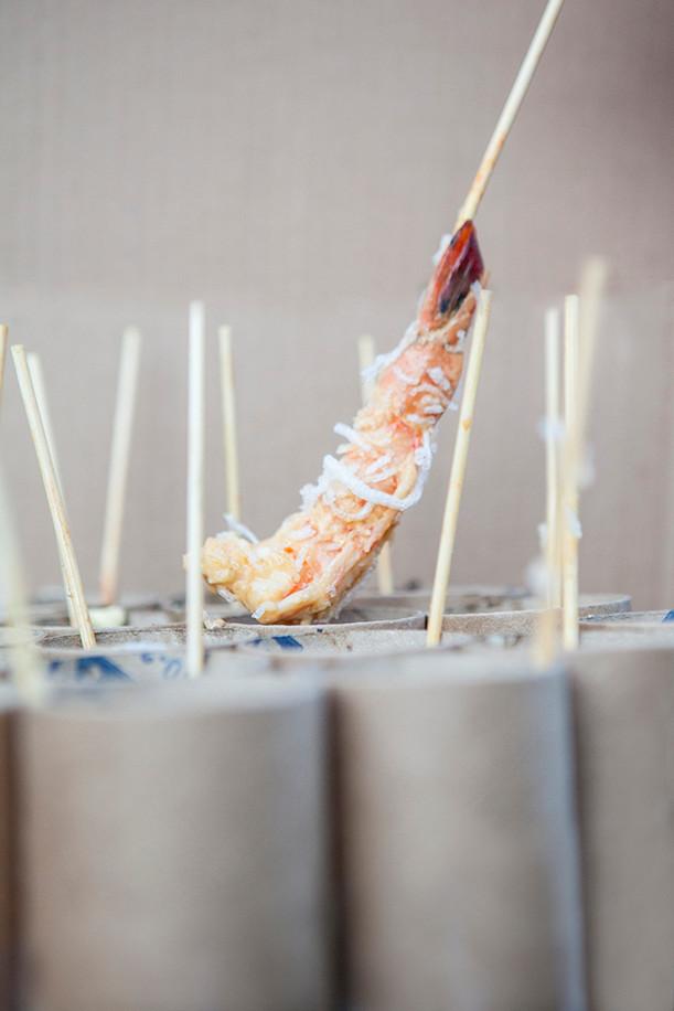 thai shrimp with glass noodle