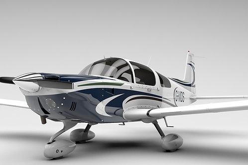 Grumman Cheetah_New Age_V15 3D Model