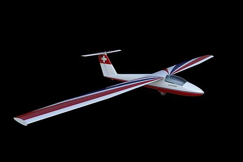 Pilatus_B-4_3D Model_UNDER CONSTRUCTION