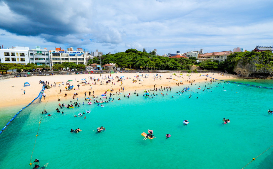 Naminoue beach Umi-Sora Park 5min by wal