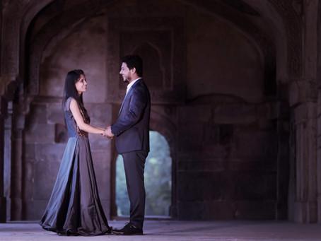 Pre-Wedding in Delhi