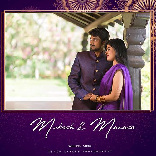 Mukesh and Manasa Family Shoot
