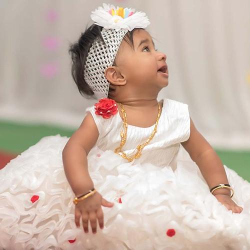 Chanvi's First Birthday