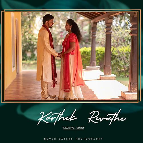 Karthik & Revathi