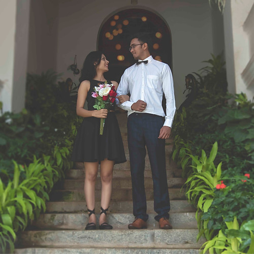 Pre-Wedding of Kavita and Kalpit