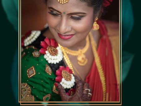 Post wedding shoot for Karthik & Revathi