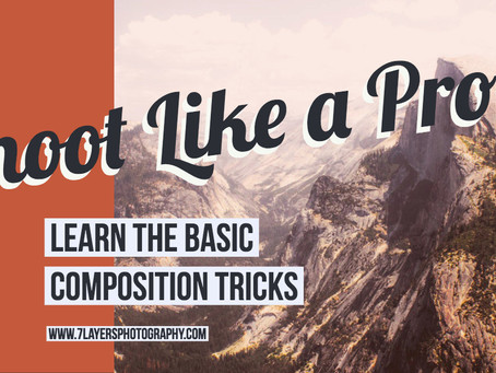 Shoot like a Pro! Beginners guide to composition.