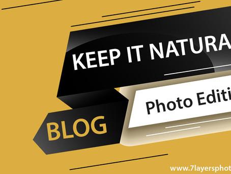 Keep It Natural