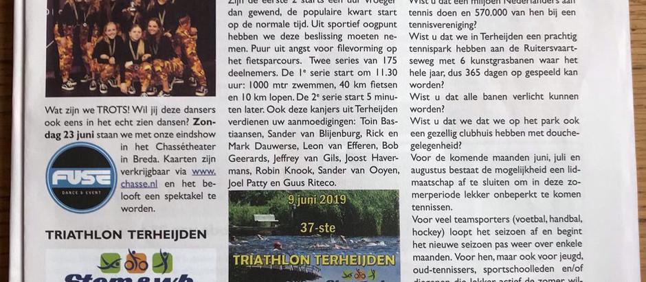 MoveToo Triatlon Team goes to Terheijden!