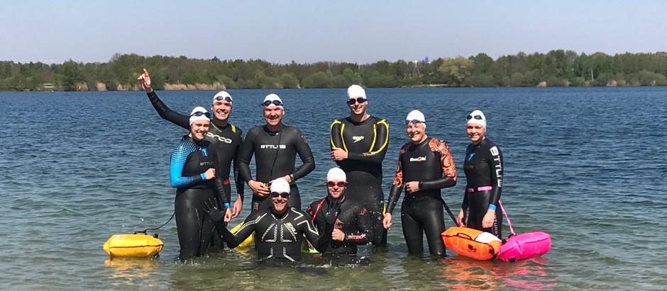 Het buitenzwemseizoen 2019 is geopend!