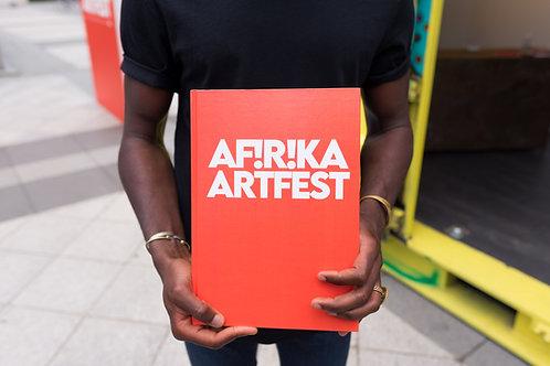Livre d'art - AFIRIKA ARTFEST