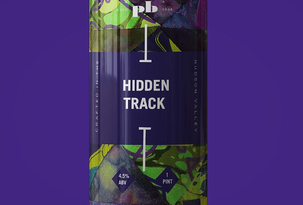 Hidden Track Case