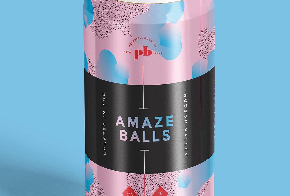 Amazeballs Pale Ale 4 Pack