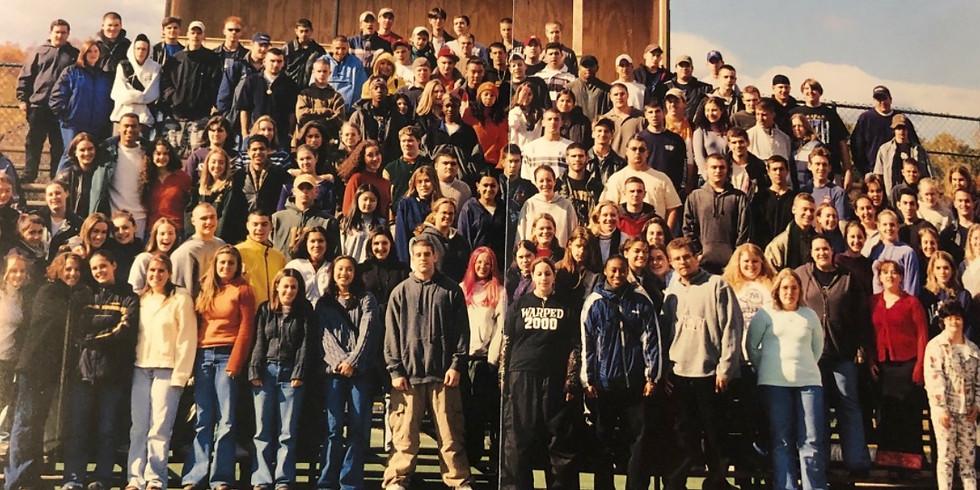 Class of 2001 Lakeland High School Reunion