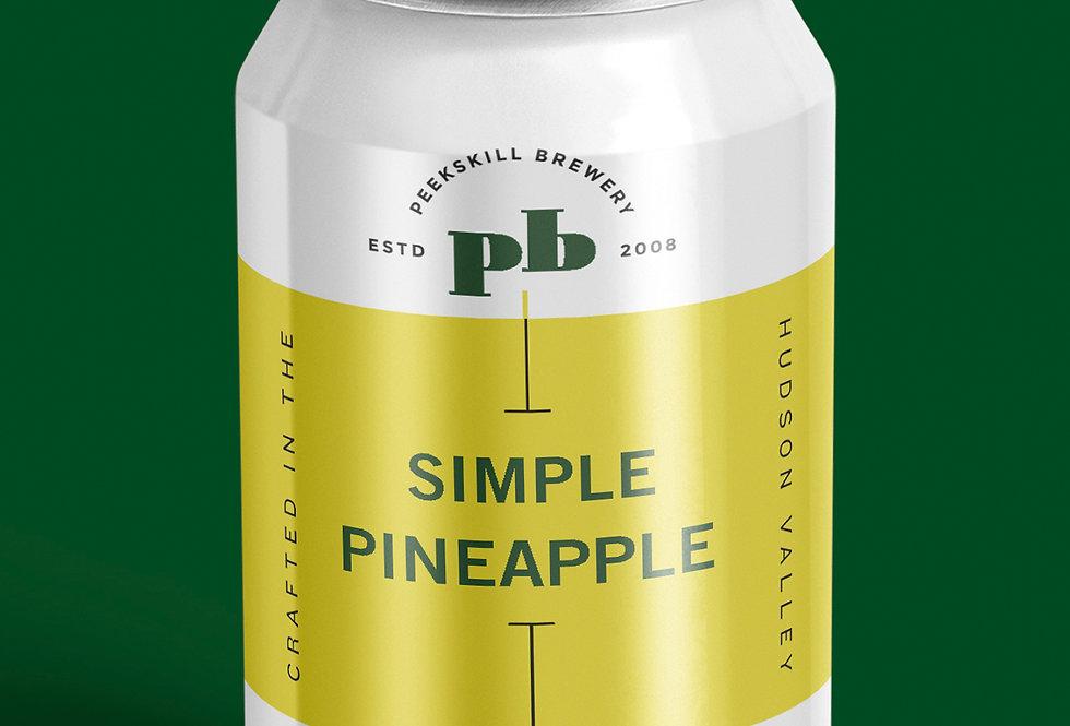 Simple Pineapple 6 Pack