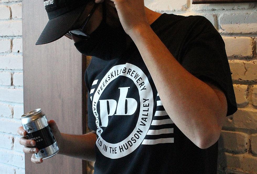 PB Black Tee