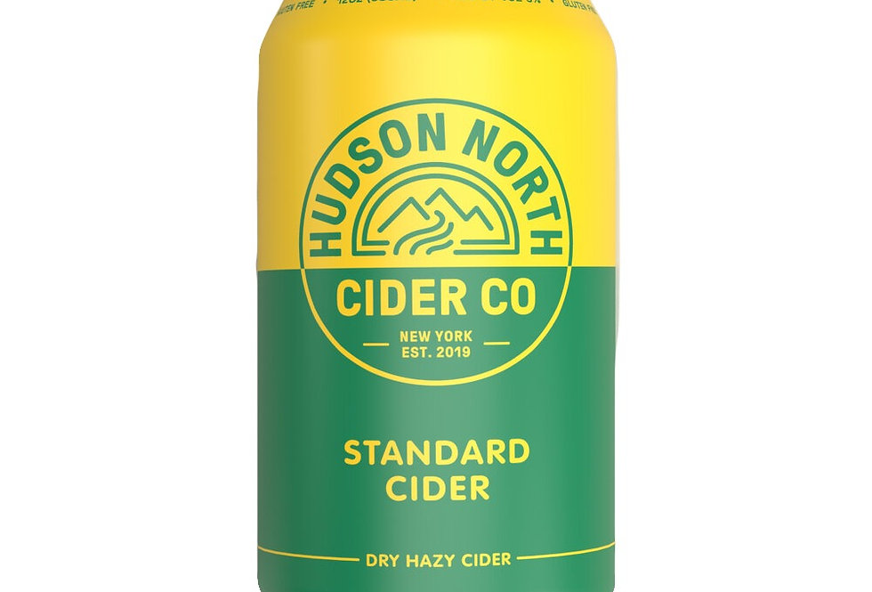 Hudson North Standard Cider 4-pack