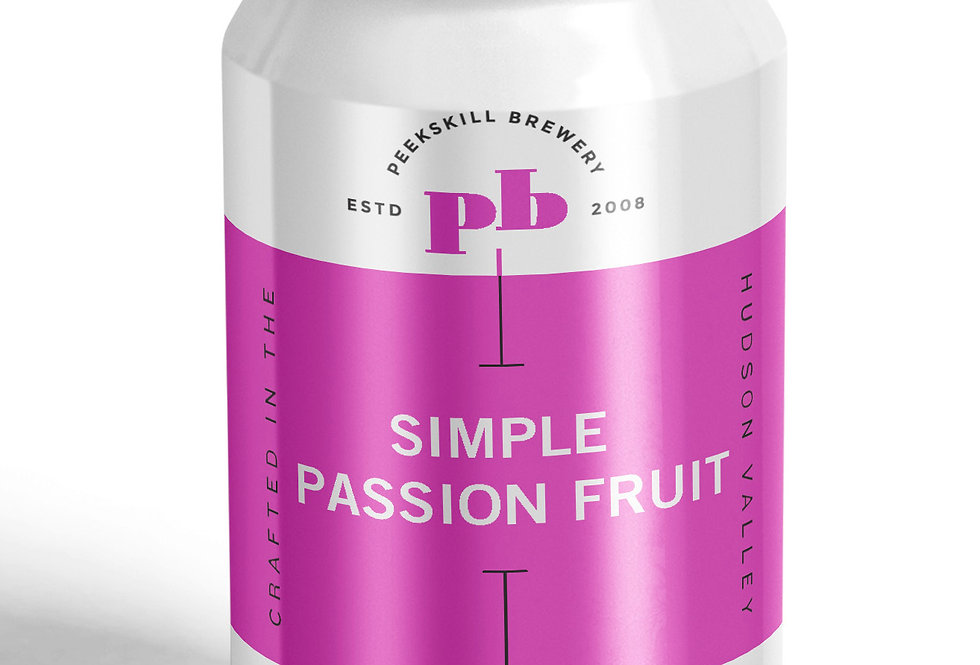 Simple Passion Fruit 6 Pack