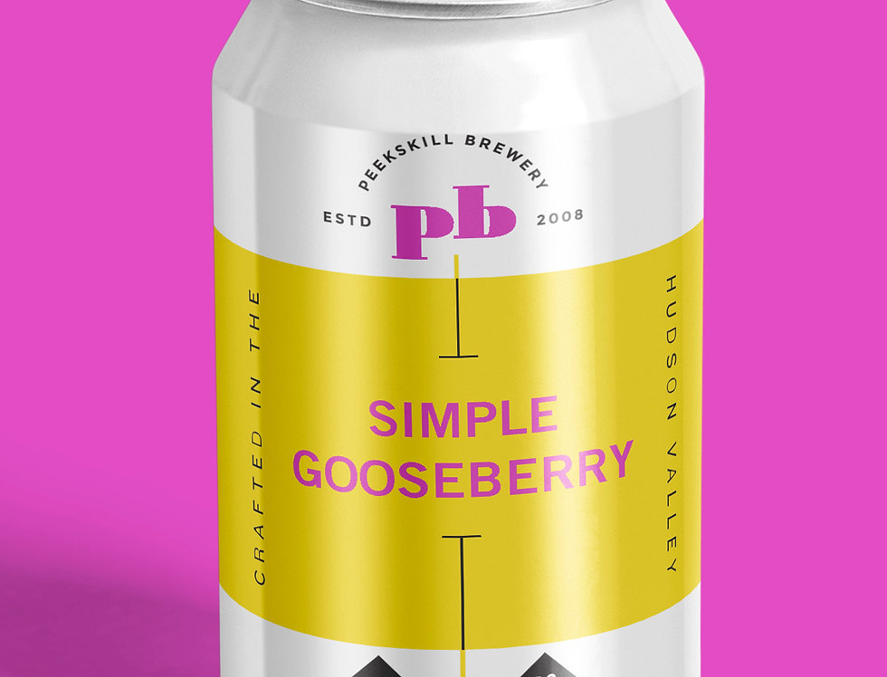Simple Gooseberry 6 Pack