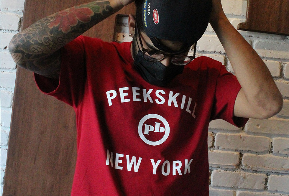 PB Red Hometown Tee